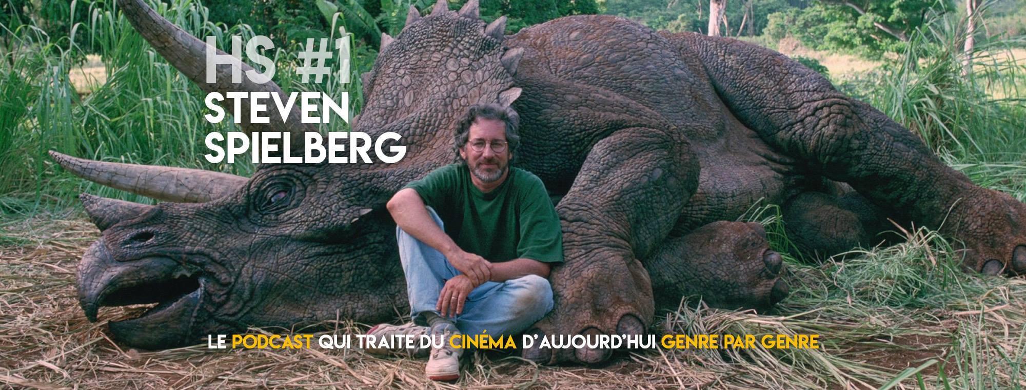 Parlons Péloches - HS #1 Steven Spielberg