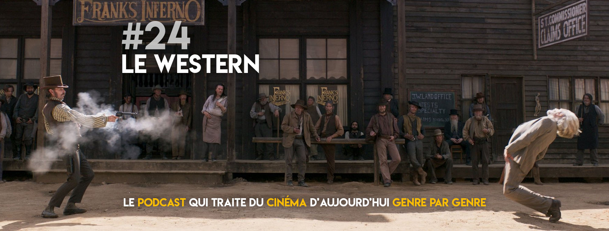Parlons Péloches - #24 Le western