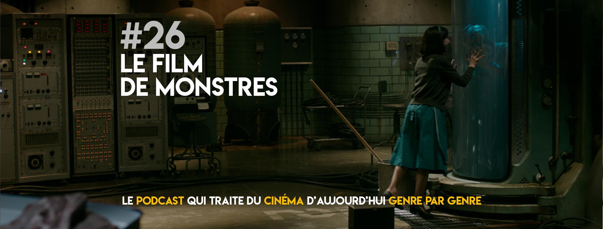 Parlons Péloches - #26 Le film de monstres