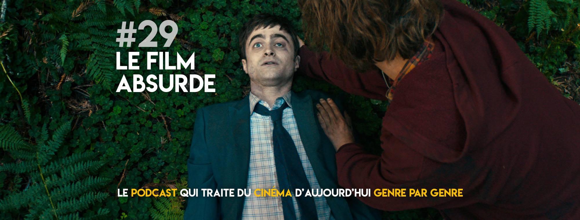Parlons Péloches - #29 Le film absurde
