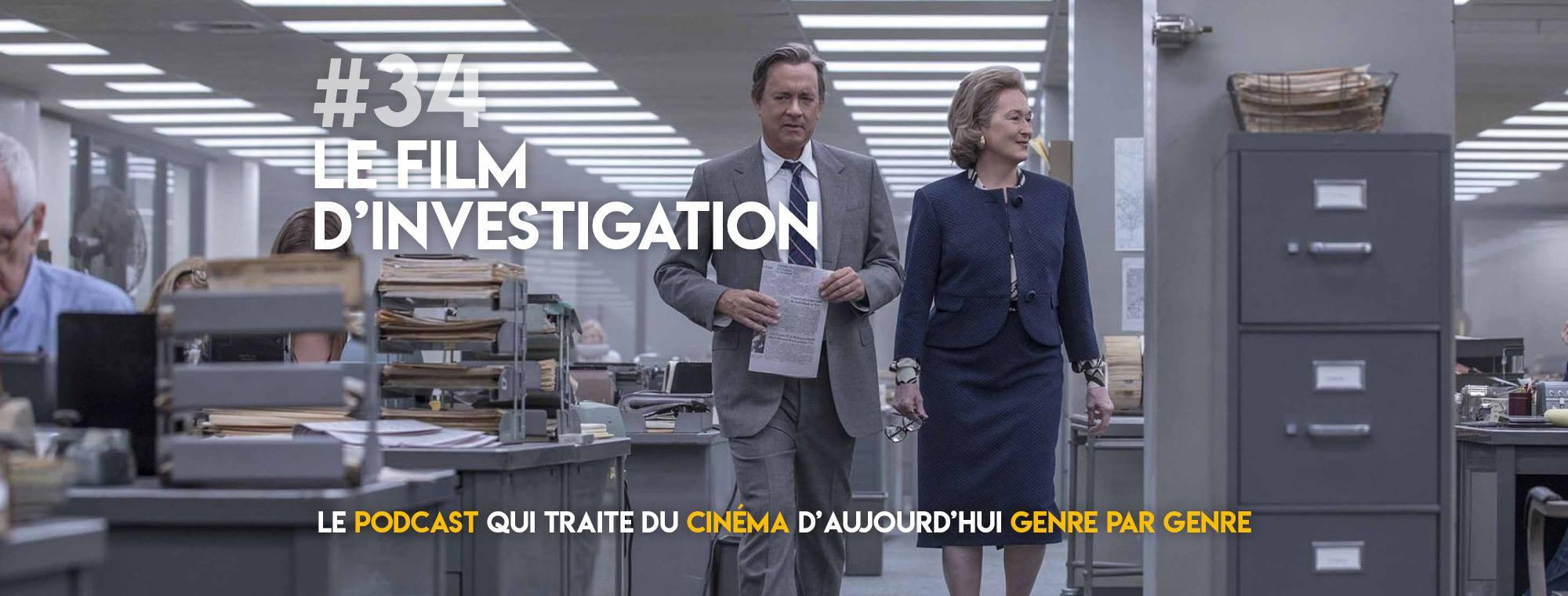 Parlons Péloches - #34 Le film d'investigation