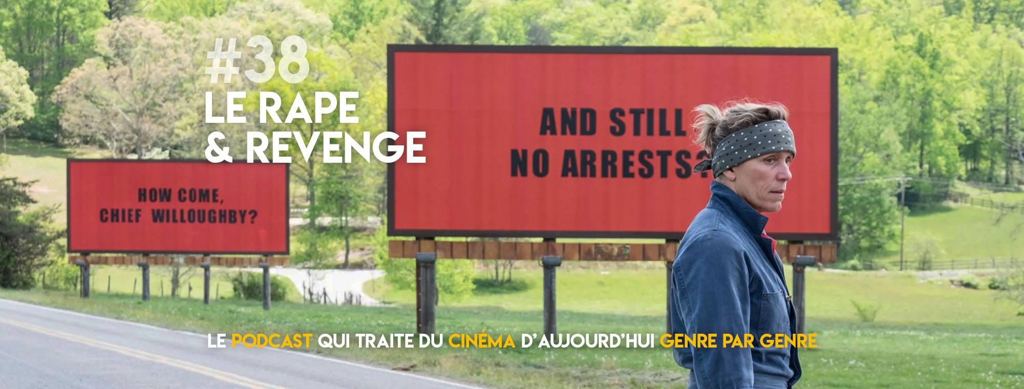Parlons Péloches - #38 Le rape & revenge