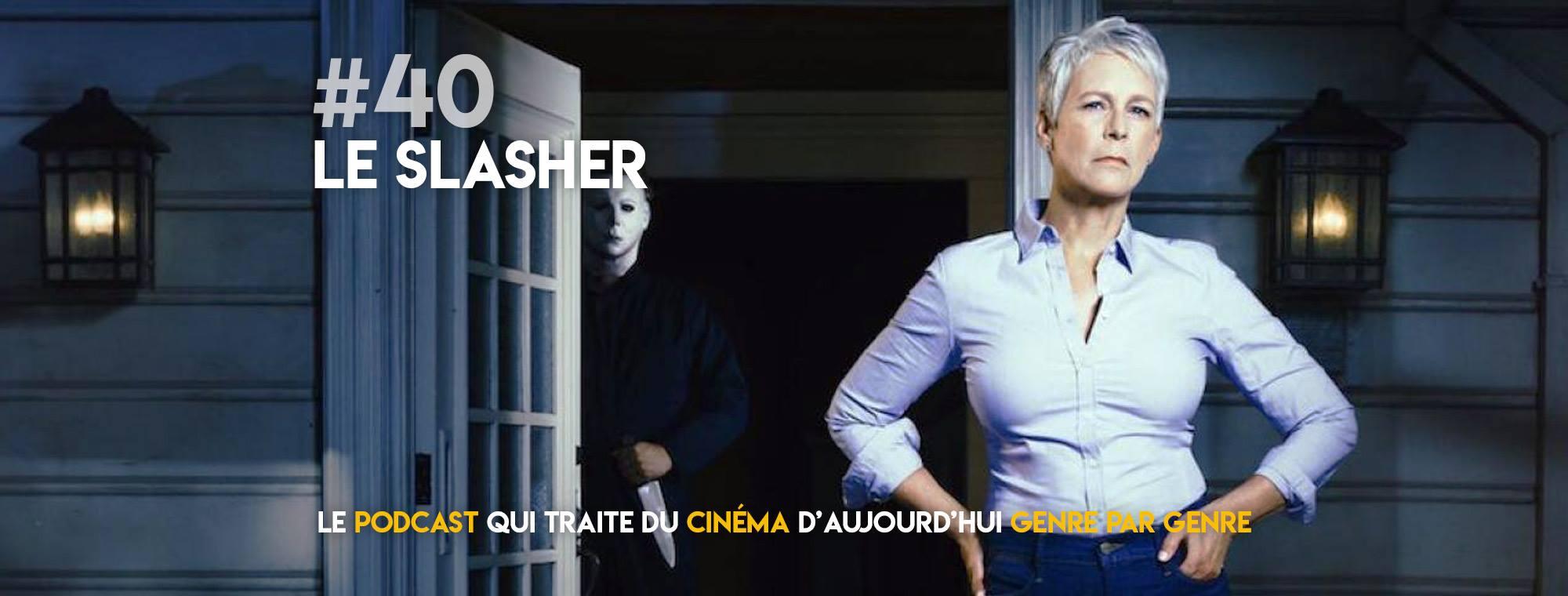 Parlons Péloches - #40 Le slasher