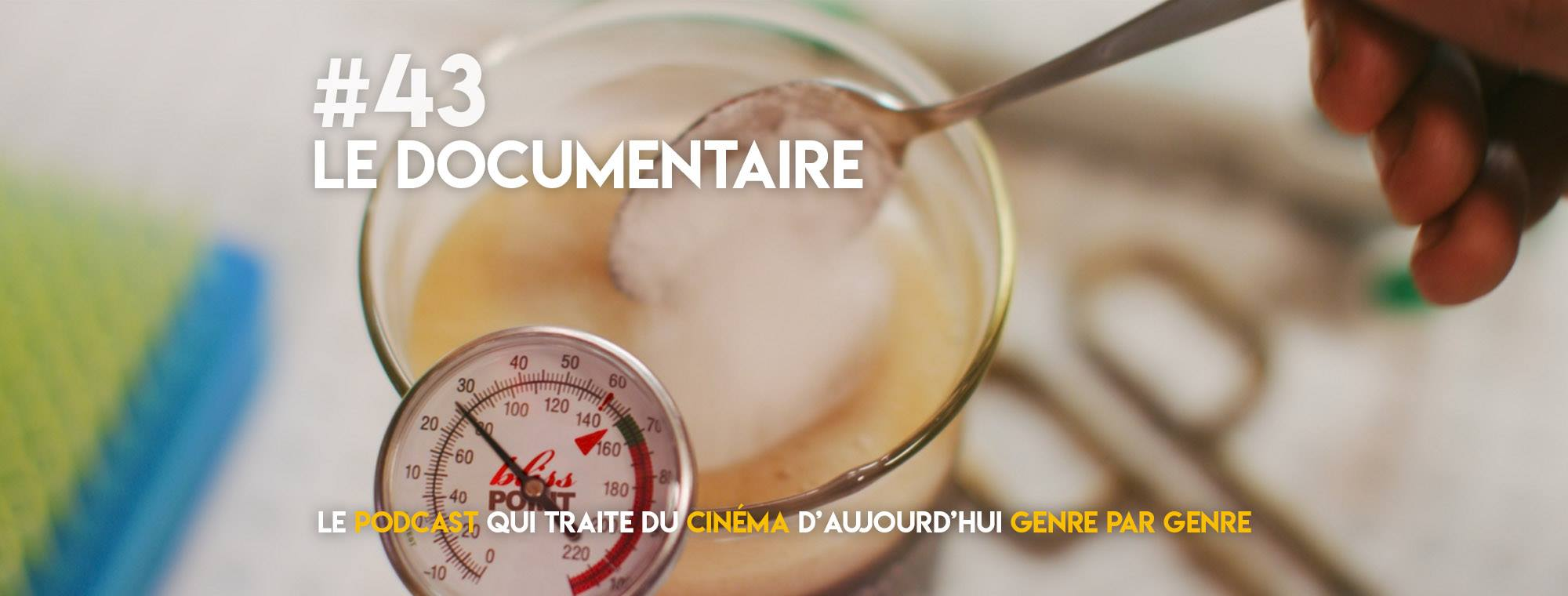 Parlons Péloches - #44 Le documentaire