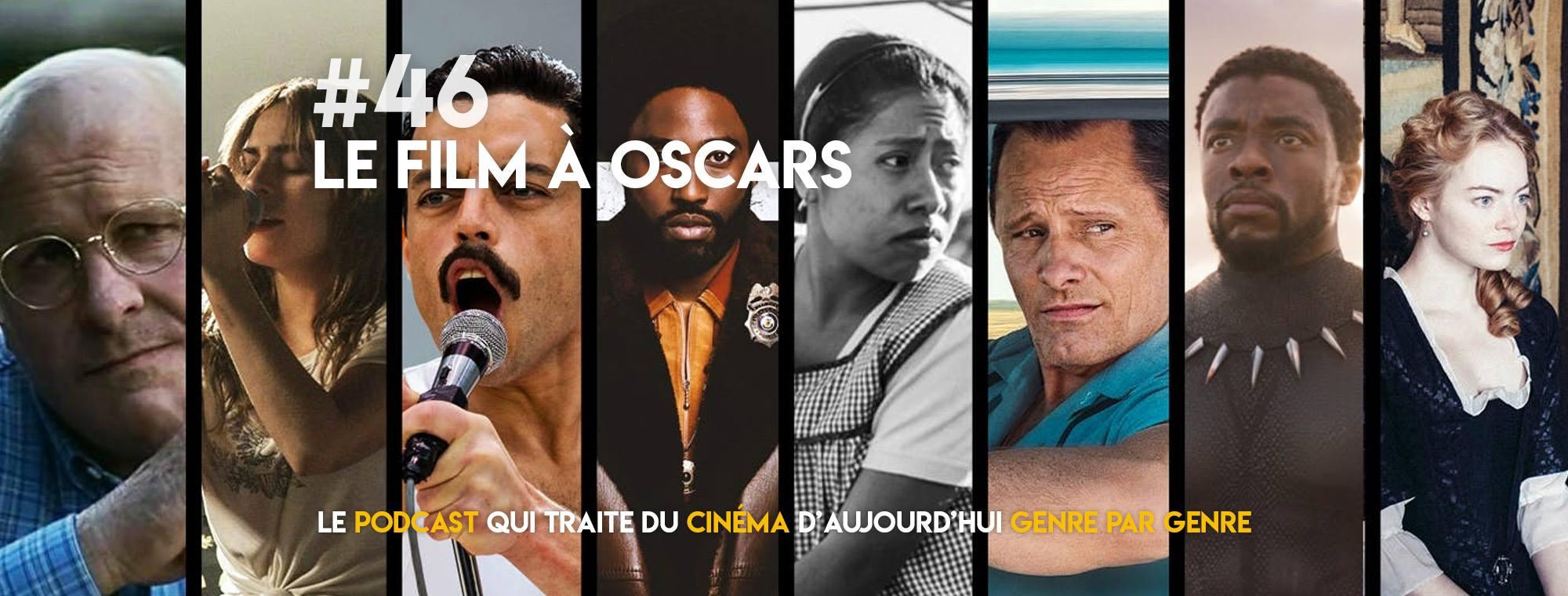 Parlons Péloches - #46 Le film à Oscars