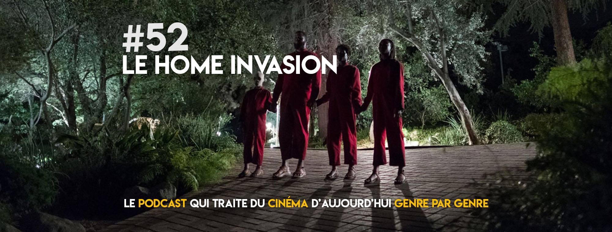 Parlons Péloches - #52 Le home invasion