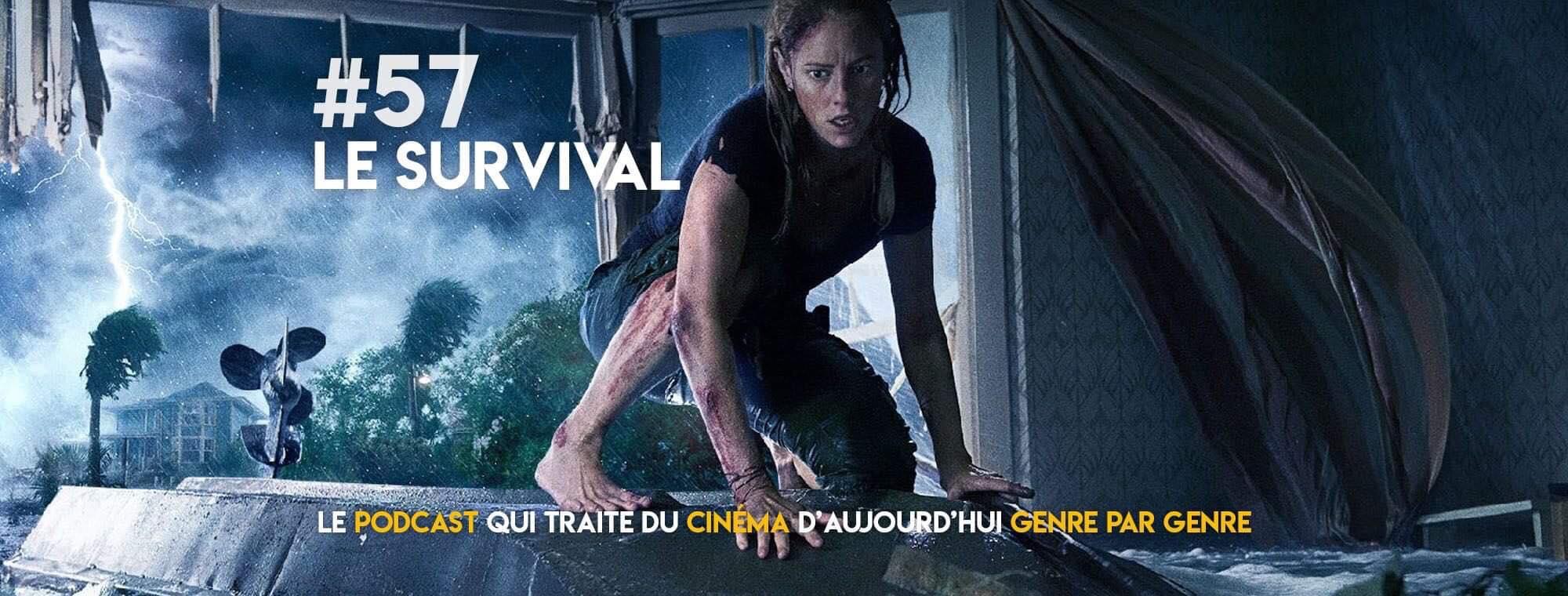 Parlons Péloches - #57 Le survival