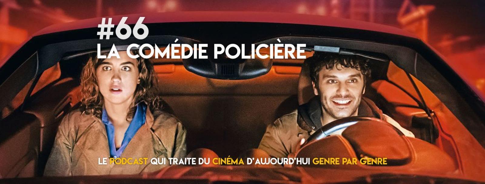 Parlons Péloches - #66 La comédie policière