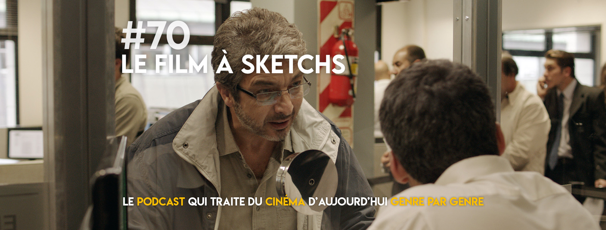 Parlons Péloches - #70 Le film à sketchs