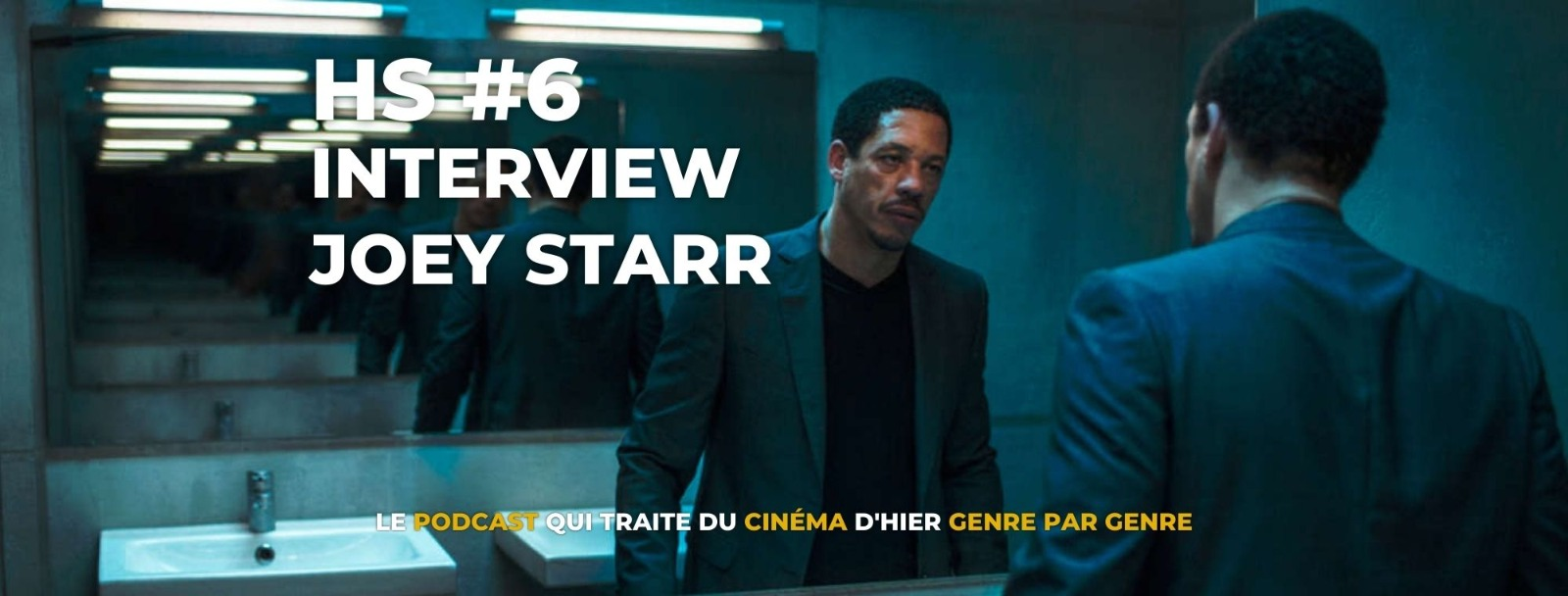 Parlons Péloches - HS #6 Interview Joey Starr