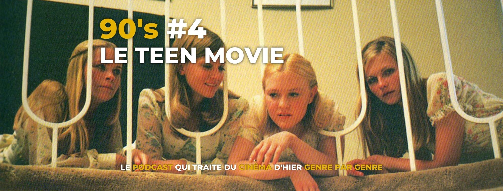 Parlons Péloches - 90's #4 Le teen movie